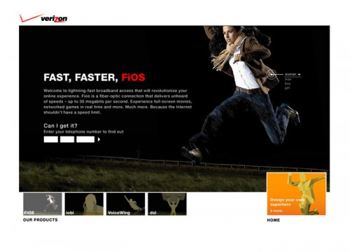Verizon Broadband Online