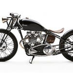 Falcon Bullet Motorcycle Drive Side